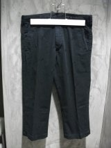sale 50%off hystericglamour / ヒステリックグラマー hys logo cropped pants.