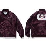wtaps/ ダブルタップス team jk / jacket.nylon.satin.