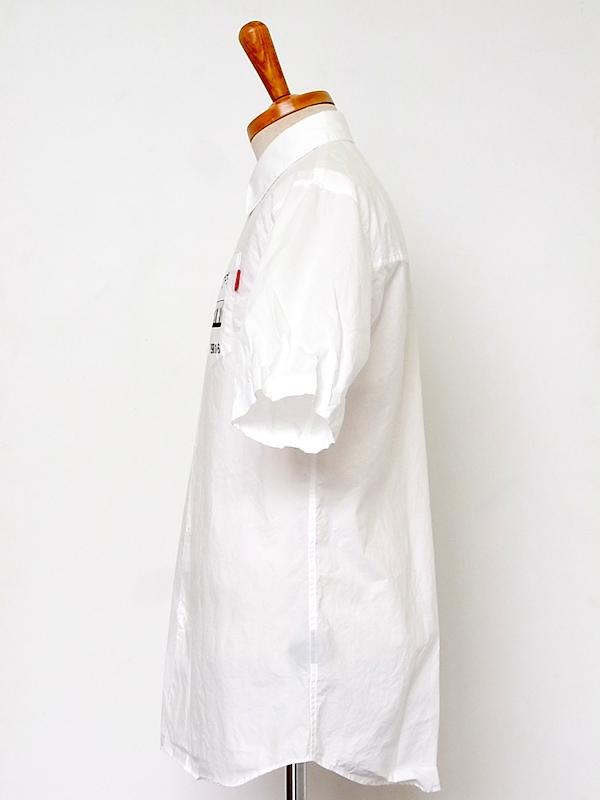 画像2: sale undercover /アンダーカバー broad shirt.