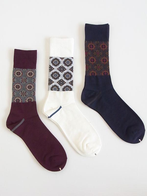 画像1: john undercover/ジョンアンダーカバー  socks.