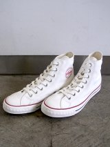 converse addict / コンバースアディクト coach canvas hi white