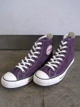 converse addict / コンバースアディクト coach canvas hi purple