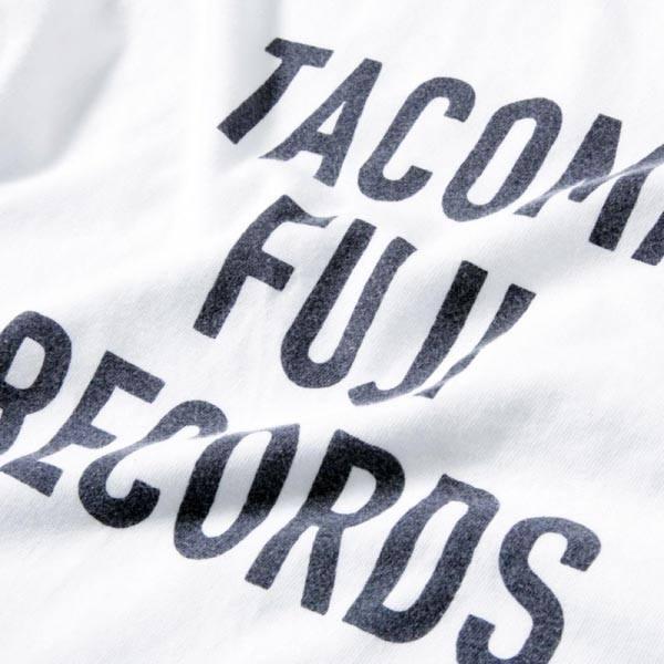 画像2: tacoma fuji records / tacoma fuji letter print tee