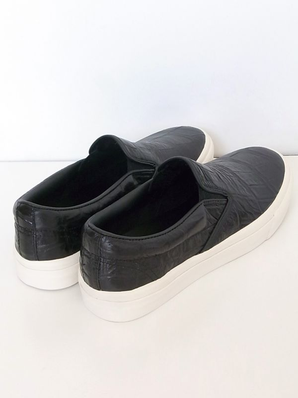 画像2: junya watanabe comme des garcons man emboss crocodile leather slip on.