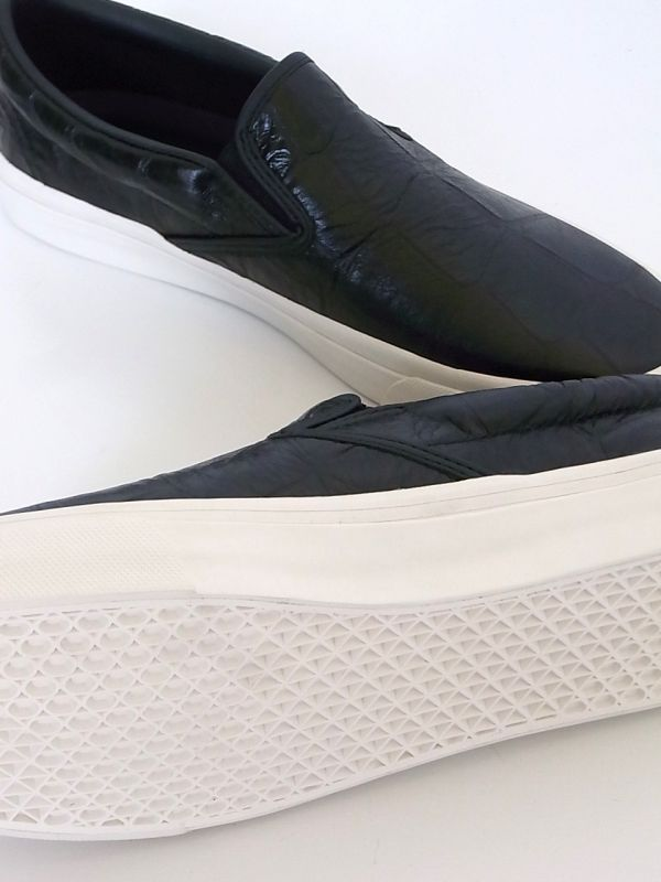 画像4: junya watanabe comme des garcons man emboss crocodile leather slip on.
